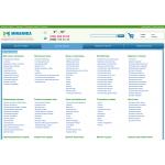 Купить - Готовый интернет магазин детских товаров (шаблонный дизайн, стабильные параметры адаптива)
