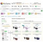 Купить - Готовый интернет магазин Оптики